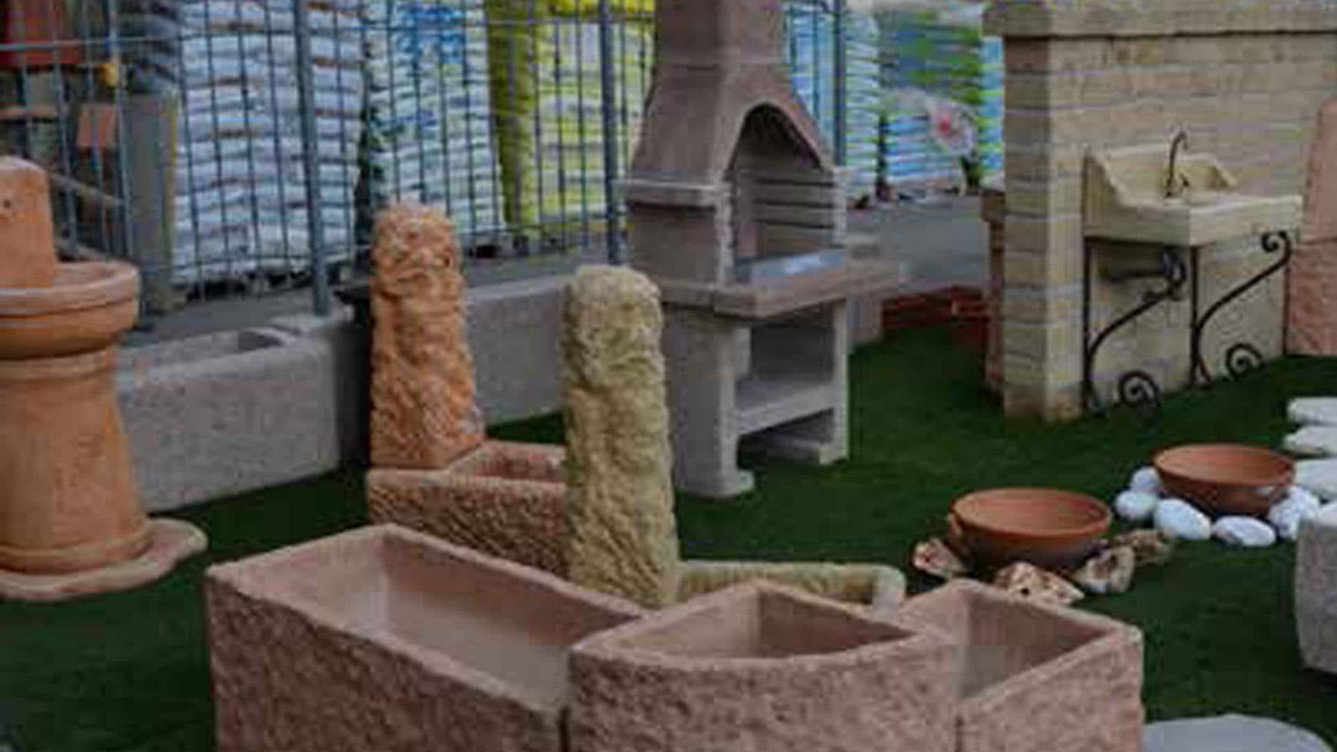 Giardinaggio e arredo urbano eternedile for Vendita arredo urbano