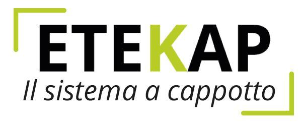 ETEKAP: il sistema a cappotto