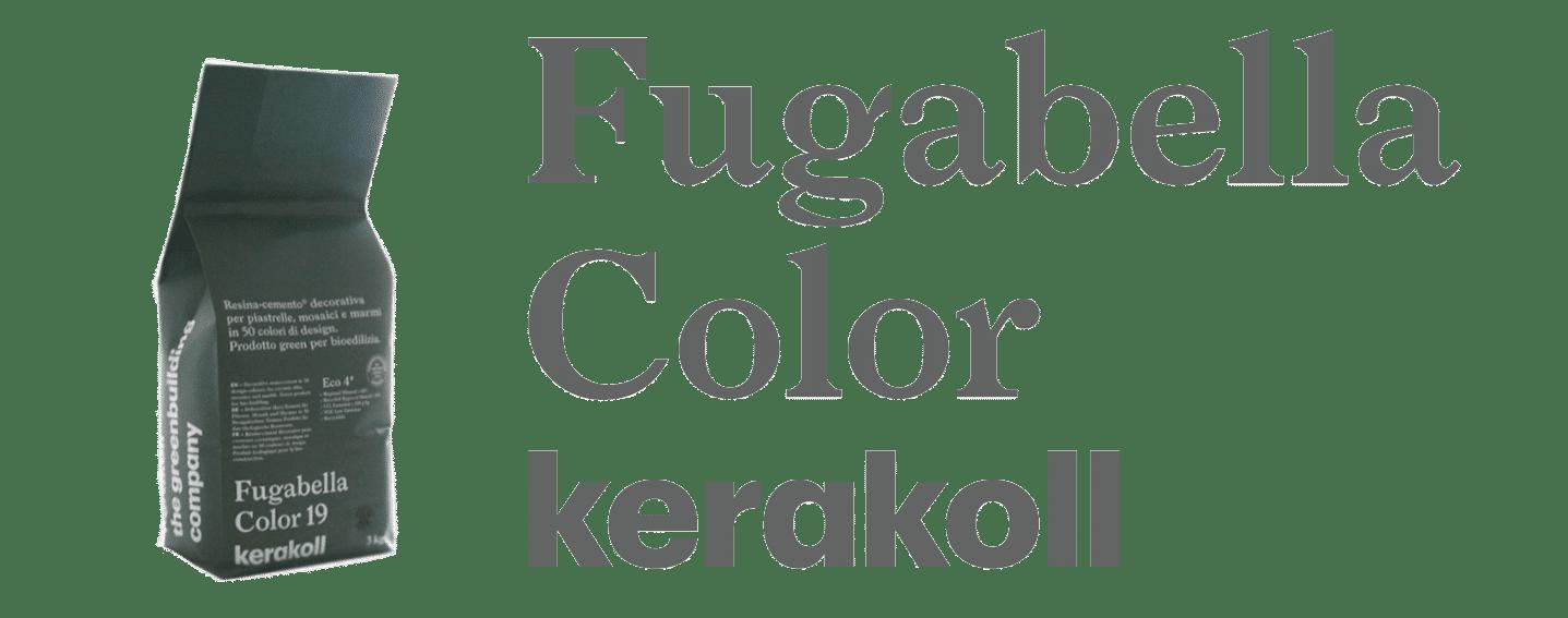 Scopri il nuovo Fugabella Color!